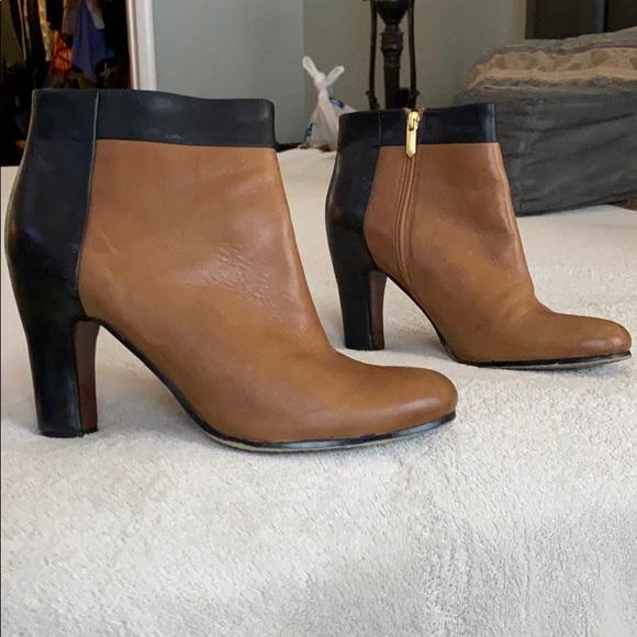 Sam Edelman Shoes | Black And Tan